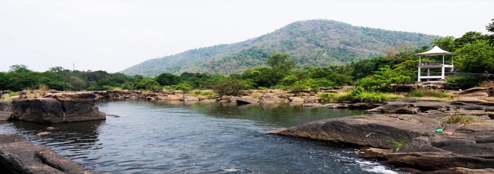 Ezhattumugham River