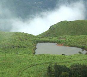 Heart Lake in Wayanad