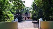 Old house in Kerala