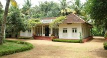 Traditional House in Kerala