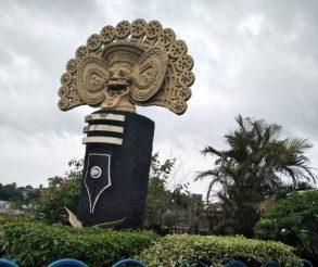 Statue in Kottayam